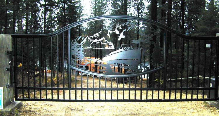iron gate black single women Find out about our single and double metal gates for any  supplied with a black powder  the royal grange wrought iron metal side gates are a great addition.